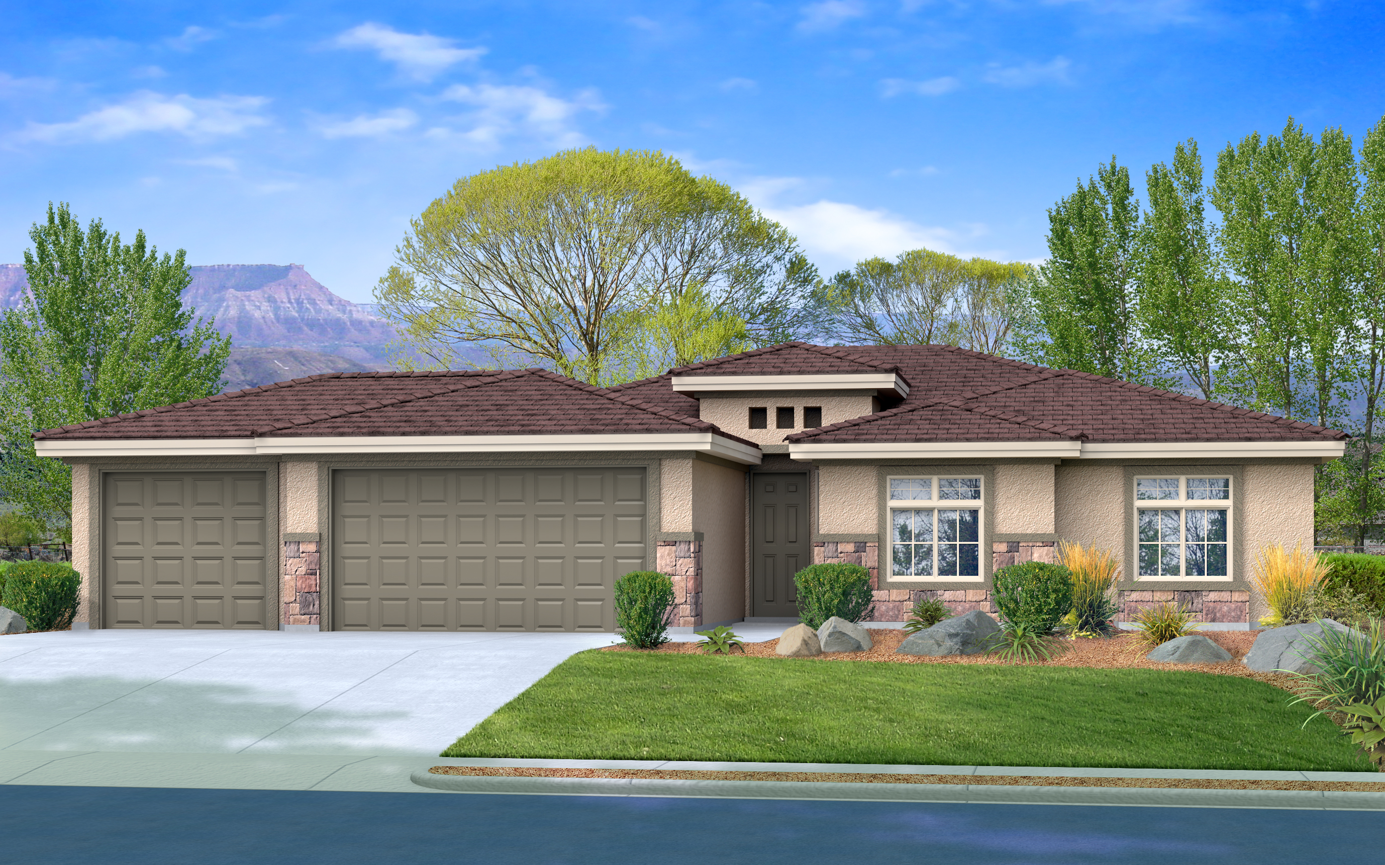 mesquite home plans perry homes southern utah
