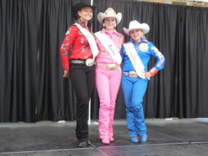 Miss Utah State Fair and Rodeo Royalty