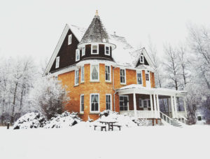buying a home in the winter time of year
