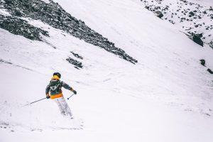 Brian Head resort ski runs