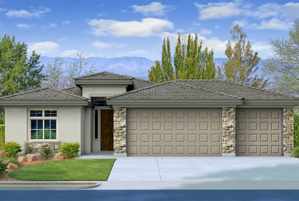 new homes in washington utah
